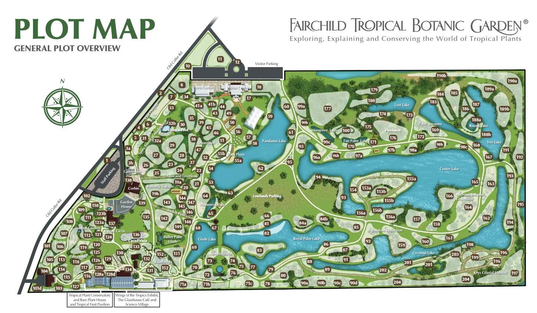 Garden Explorer Fairchild Botanic Garden